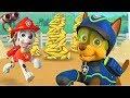 Paw Patrol Academy / Corn Roast Catastrophe / Cartoon Games Kids TV