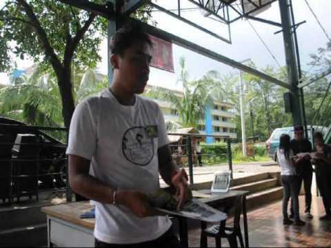 DPSA Olongapo : Treetop Adventure