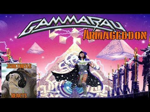 Jerkturtle Reacts: Gamma Ray- Armageddon mp3