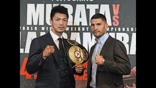【対談】村田諒太 浜田雅功 ボクシング boxing プロボクシング Ryota Mu...