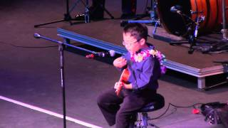 Aidan Laprete Powell -- MARFORPAC Band -- Hawaii Five-O Theme -- Na Mele o na Keiki (2010)