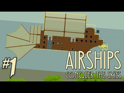 Airships: Conquer The Skies #1 Everything New In Version 10, Smash Empire Rises Once More!