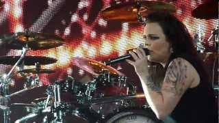 Nightwish - Song Of Myself -  Last Ride Of The Day  - LIVE NÜRNBERG 2012