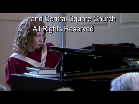 Central Square Congregational Church Sunday Worship 05/14/2017