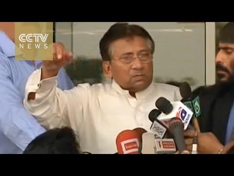Musharraf flies to Dubai for treatment