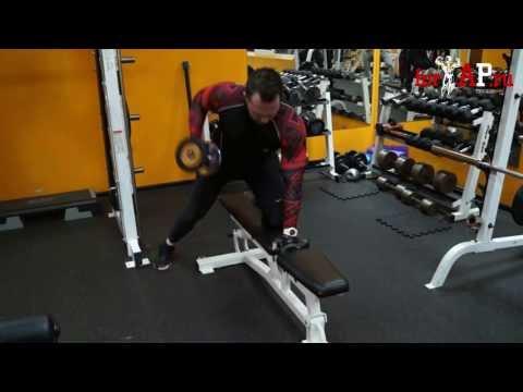 Упражнения на основные группы мышц Atletizmcomua