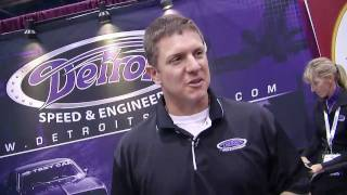 2010 SEMA V8TV Video Coverage: Detroit Speed & Engineering Chevy II Suspension System