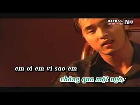 Karaoke Ngày Không Em  - Ưng Hoàng Phúc Full Beat