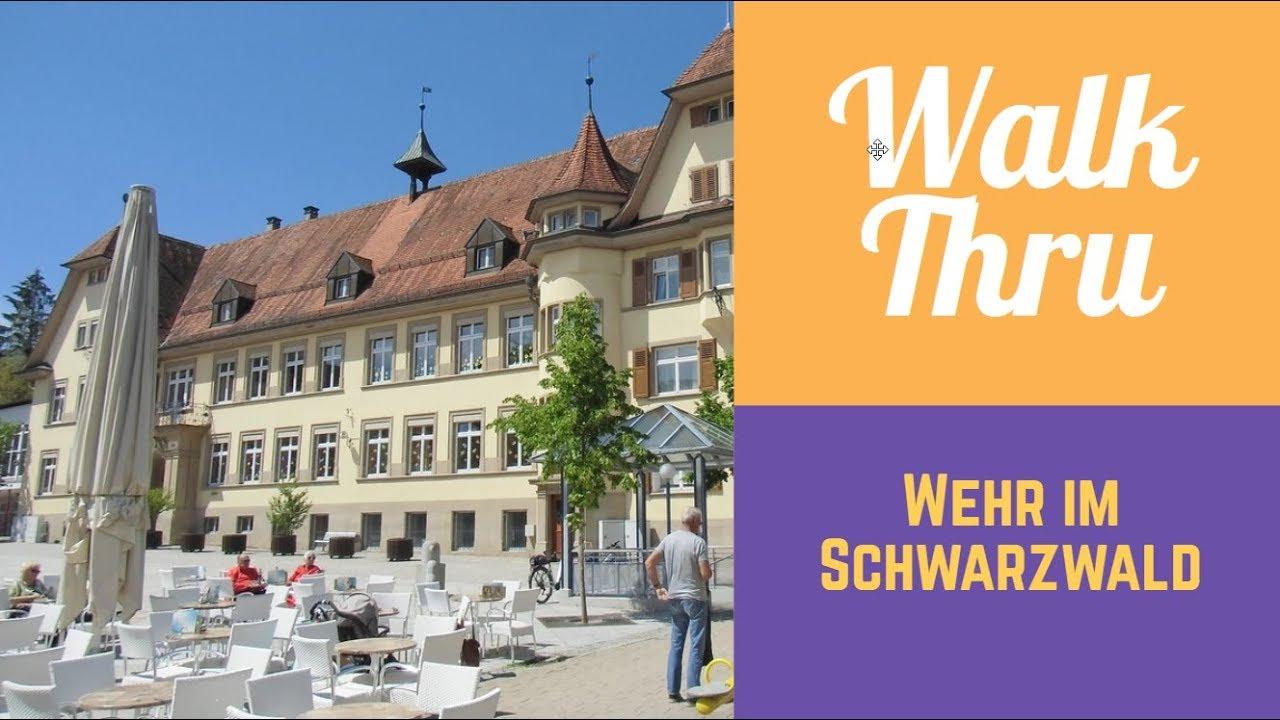 Download Walking Through: Wehr im Schwarzwald in GERMANY