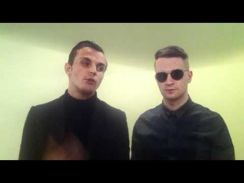 Hurts say hello to Kiev