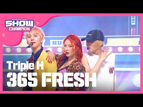 Show Champion EP.228 Triple H - 365 FRESH