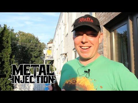 Taste Of Metal - CWOTD's Richard Christy Makes Steak Ratatouille! | Metal Injection