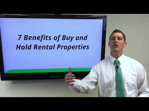 7 Benefits of Buy and Hold Rental Properties