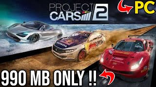 Download Project cars 2 Highly Compressed For PC By DhruvGaming