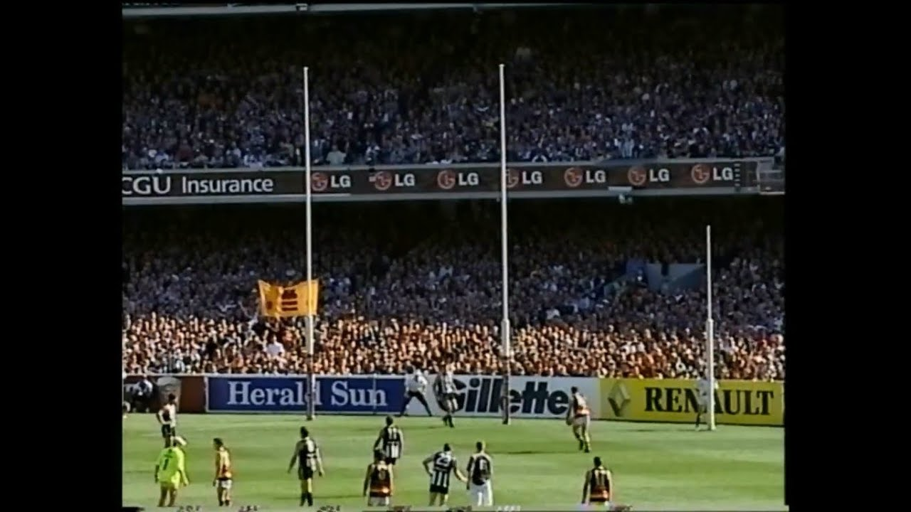 The Joy of Six: AFL preliminary final moments   Sport   The Guardian