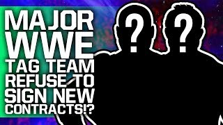 Major WWE Tag Team Refuses To Sign New Contracts? | Steve Austin Speaks On Controversial Interview