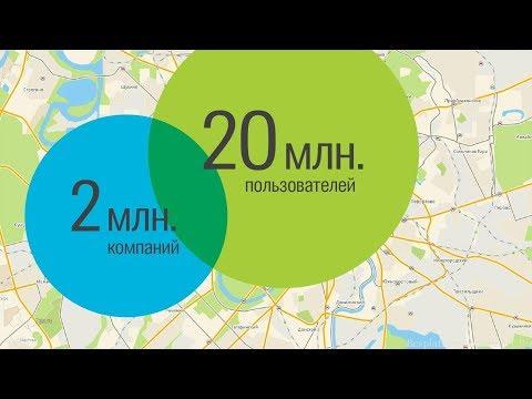 Вся Москва в одной папке 2Gis 2019