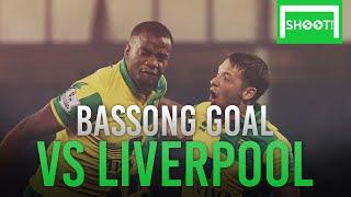 Sebastien Bassong GOAL vs Liverpool | Norwich 4:4 Liverpool | 23.01.2016 | HD