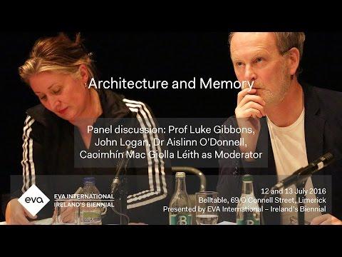 EVA16 - Architecture & Memory Panel Discussion - Still (the) Barbarians: A Symposium