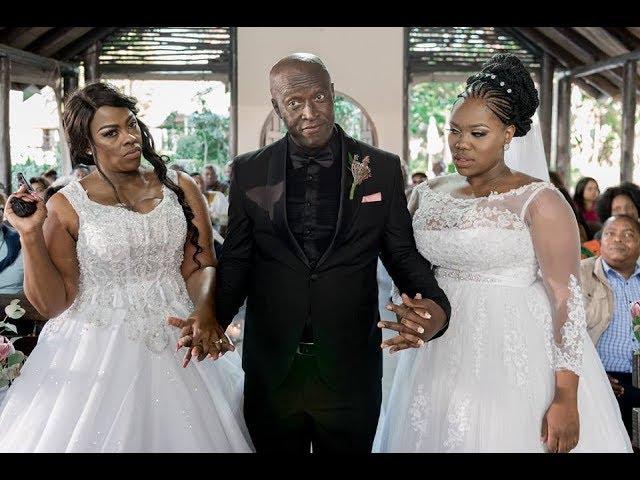 Top Billing attends the Uzalo Wedding l FULL INSERT #1