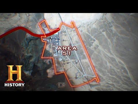 Ancient Aliens: Incredible Area 51 Secrets Revealed (Season 15) | History