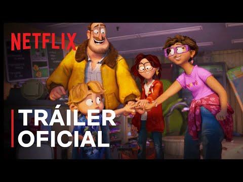 La familia Mitchell vs. las máquinas   Tráiler oficial   Netflix