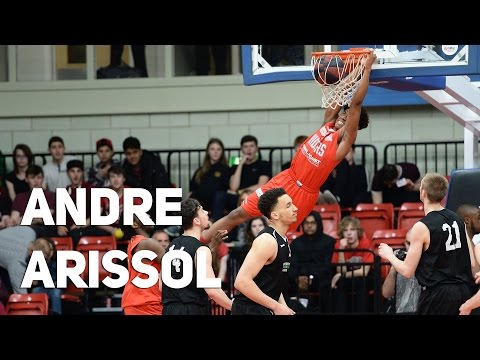 Andre Arissol Shakes Defender With Jab Before Throwing Down Huge Baseline Dunk In EABL Final!