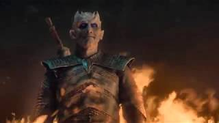 Game of Thrones Season 8 episode 3 : The Long Night part 1 Daenerys Targaryen