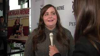 Aidy Bryant on Shrill II Whitney Reynolds