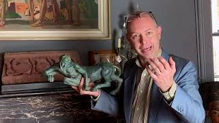 The Anatomy of Collecting at Home - lecture by Marc Allum