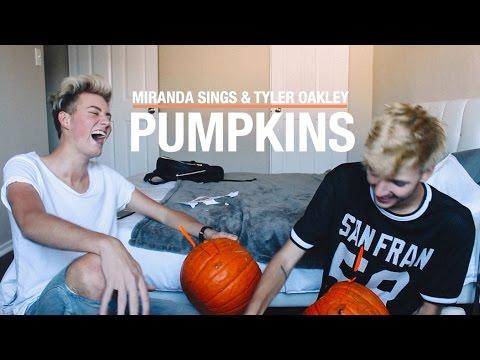 Miranda Sings & Tyler Oakley Pumpkins (w/ Patrick Quirky)   Cameron Phillips