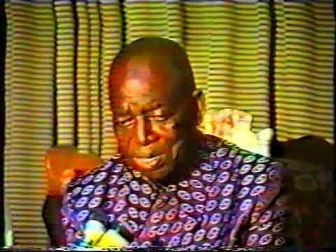 EJCSK NKAMBA PAPA KUNTIMA DIANGIENDA INTERVIEW TELE CONGO HILAIRE KIMBANSA