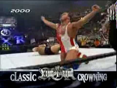 WWE king of the ring final 2000