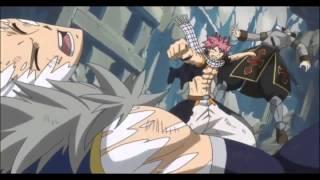 natsu vs twins dragon amv fairy tail