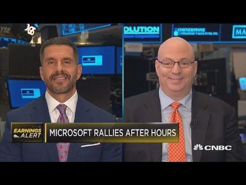 Microsoft stock stuck in 'no man's land,' expert says