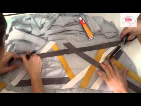 Atölye İzmir® Moda Tasarım Eğitimi - Gömlek Tasarımı