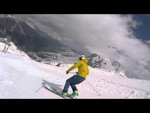 Telemark-Ski-Test