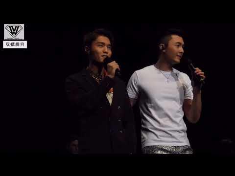 [精華]2019 05 26 王浩信 Vincent Wong 美國芝加哥演唱會