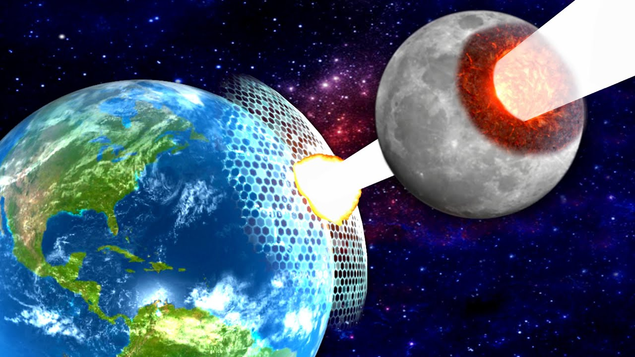 What If Planets Defended Themselves? - Solar Smash