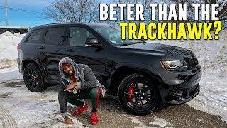 Organik car reviews : with tallguycarreviews 2018 SRT GRAND  Cherokee thumbnail