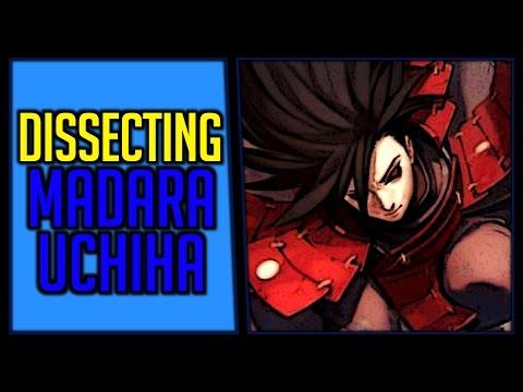 Dissecting Madara Uchiha