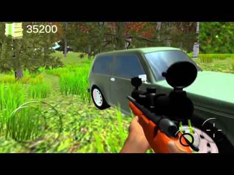 Русская охота 4x4 (Trailer)