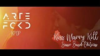 KPOP Kiss Marry Kill | Same Group Edition [Male]