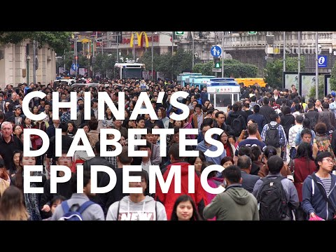 What Is Diabetes And Why Are So Many People Suffering From Diabetes In China?