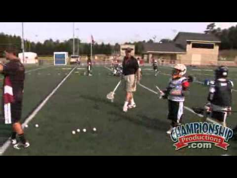 How To Run A Youth Lacrosse Practice