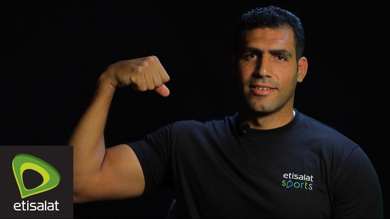 اتعرف على مشوار وحش اتصالات العالمي إيهاب عبد الرحمن وإزاي اتغلب على أصعب اللحظات في حياته