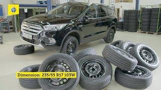 TCS test de pneus d'été 2020 - Part 2