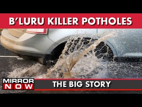 Bengaluru Killer Potholes: Deadline Missed Again, Claims Two More Lives I The Big Story