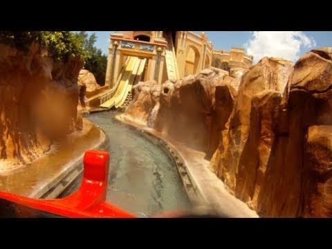 Seaworld Florida - Journey To Atlantis POV