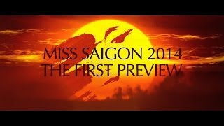 Miss Saigon - First Preview